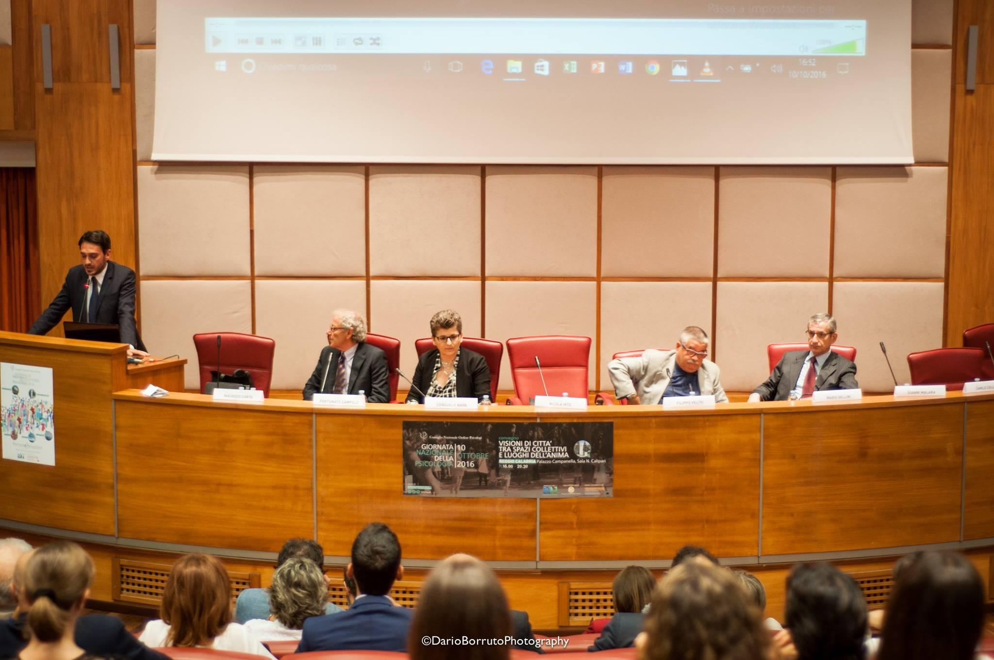 Reggio – Convegno psicologi: relazioni e progetti di visioni di città con Learning city