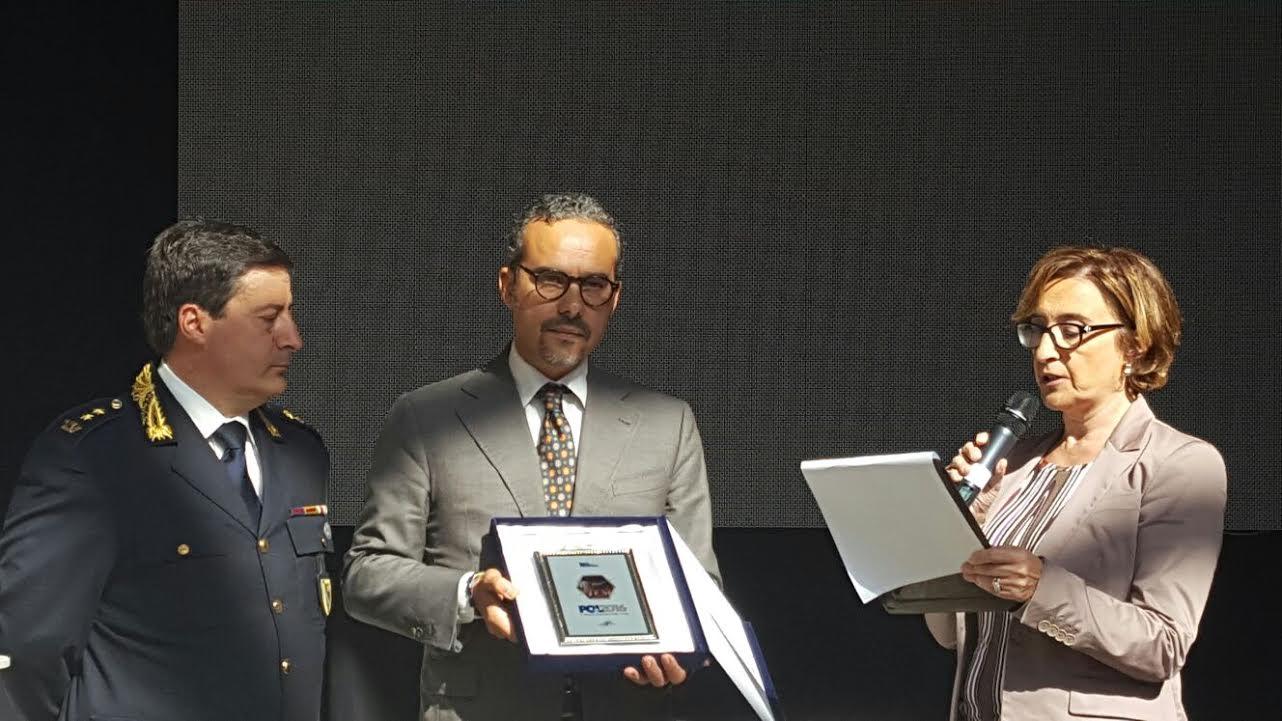 Lamezia Terme (CZ) - Prestigioso riconoscimento per la Polizia locale