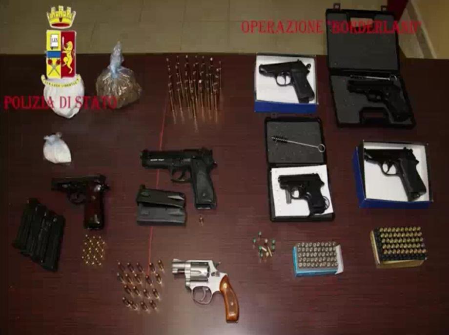 'Ndrangheta Operazione Borderland 3