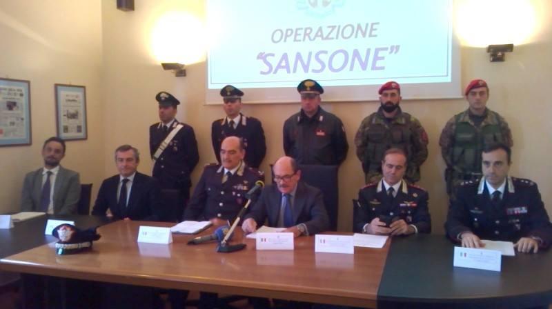operazione Sansone