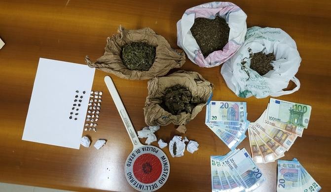 Brognaturo - Marijuana in Centro accoglienza migranti, due arresti