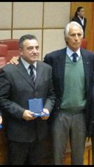 Demetrio Condo'- Presidente Giovanni Malago'