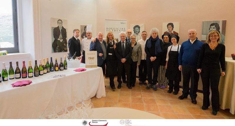 Successo di marketing territoriale iniziativa delle Camere di Commercio Cosenza e Trento