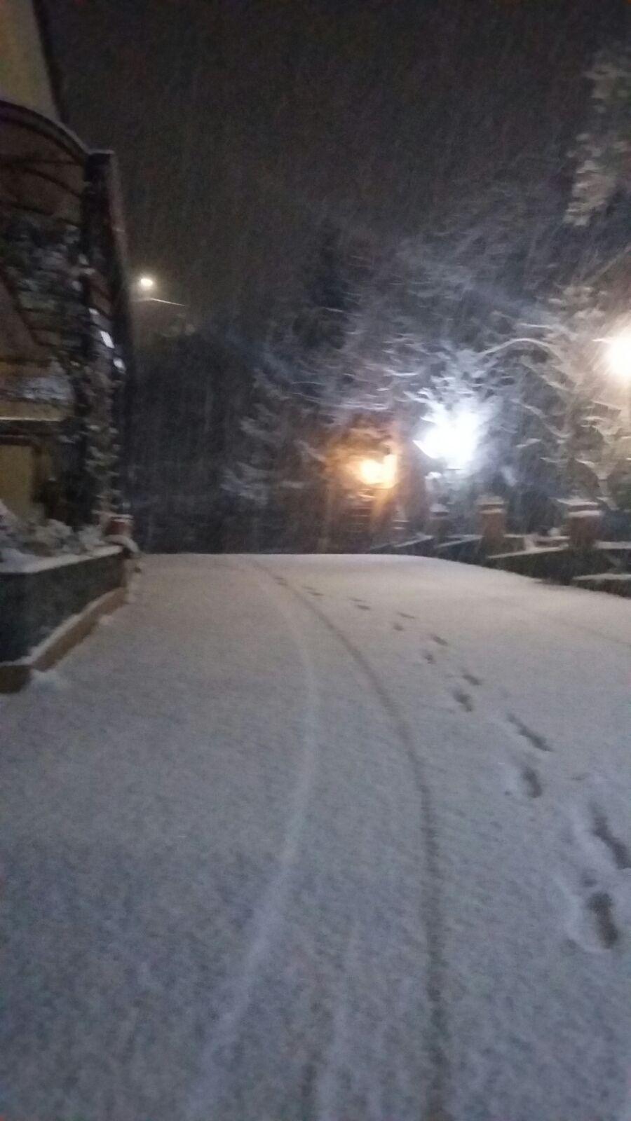 Neve a Catanzaro 4
