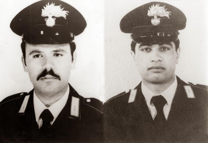 Antonio Fava e Vincenzo Garofalo