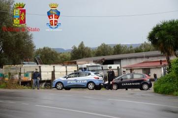 Foto polizia e carabinieri