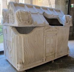 Sarcofago di Ruggero d'Altavilla