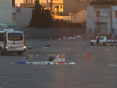 Foto mercati rionali Messina