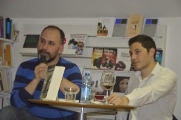 Il futuro della narrativa italiana passa dalla Ubik di Catanzaro con Tommaso Giagni