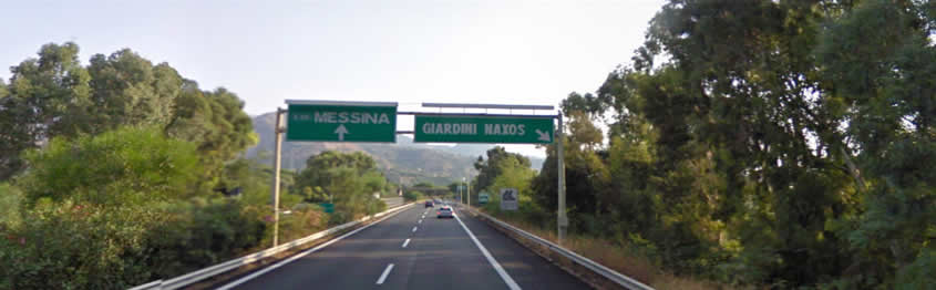 Messina-Catania autostrada
