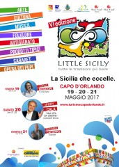 locandina Little Sicily 2017