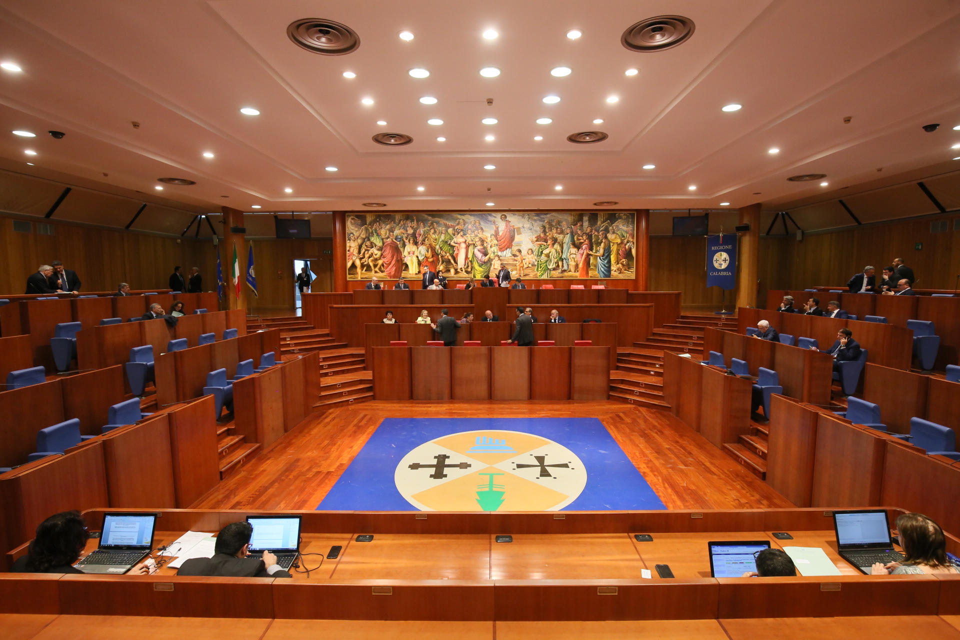 Regione, finita seduta in Consiglio, ancora un rinvio per nomine