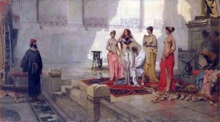Zeusi e le fanciulle di Crotone - Eleuterio Pagliano