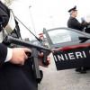 Carabinieri Puglia posto di blocco