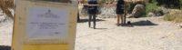 Sequestrato lido abusivo nell'alveo del torrente Coserie a Cosenza
