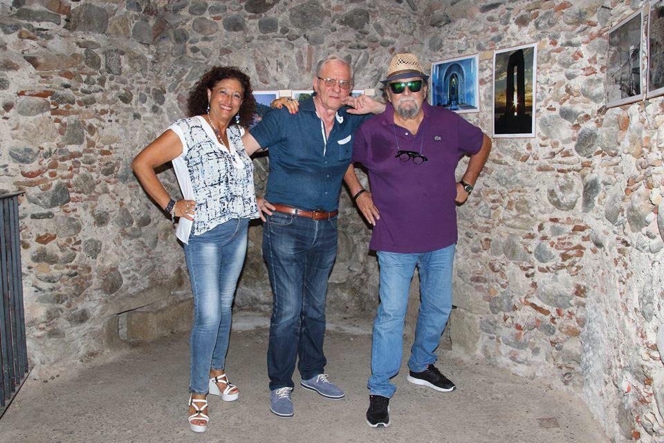 fotografi mostra al Castello