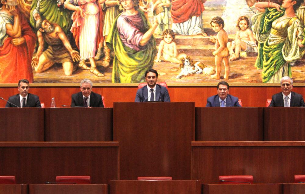 Ufficio di presidenza del Consiglio regionale
