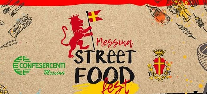logo Street Food Fest Messina