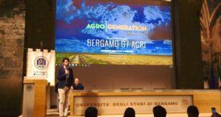 G7 Agricoltura: a Bergamo la startup Mulinum del calabrese Stefano Caccavari