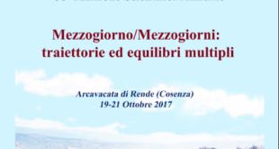 Riunione Scientifica Annuale della Società Italiana degli Economisti