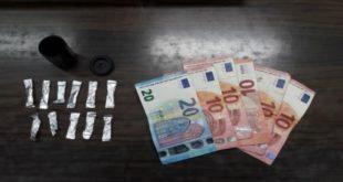 Reggio Calabria, spacciava cocaina a bordo strada, arrestato 30enne