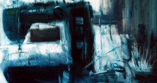 ReArt-Tina Sgrò, Senza titolo, 2010, olio su tela, cm. 60x60