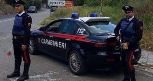 Insegue in auto ex convivente e la tampona, arrestato un 28enne a Soverato