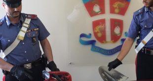 Lesioni personali aggravate: arrestato 72enne a Caulonia