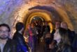 ceramica nelle gallerie del San Giovanni
