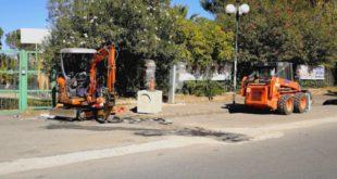 Rende: lavori gestione acque piovane quasi ultimati