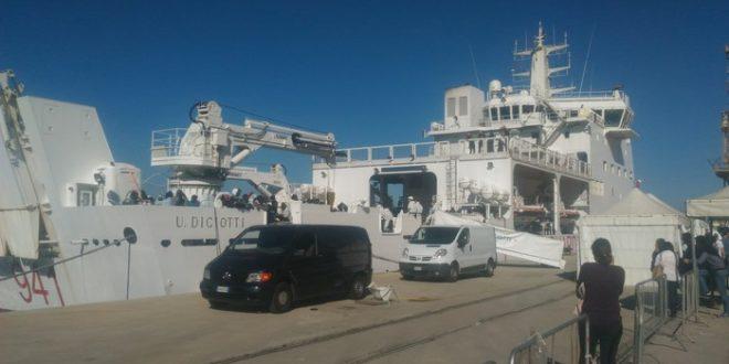 Arrestati gli scafisti sbarco migranti a Reggio Calabria