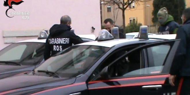 'ndrangheta, Ros stronca narcotraffico