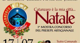 Catanzaro è la mia città, concorso di presepi nel centro storico