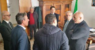 Reggio Calabria, il questore Grassi incontra gli imprenditori