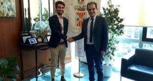 Enzo Bruno incontra neo presidente Consulta studentesca provinciale
