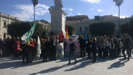 L'Ispettorato del Lavoro protesta contro una politica di smobilitazione dei diritti