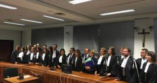 Nuovi magistrati in Calabria, 18 a Catanzaro, 2 sostituti a Cosenza