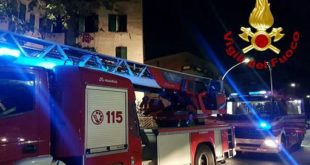 Roma, incendio in un appartamento: morto un 72enne calabrese