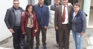 Carcere Arghillà, Cgil delegazione fp cgil