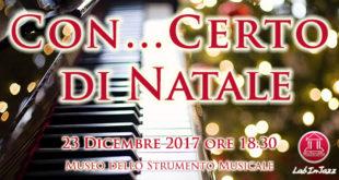 Reggio Calabria, Con…Certo di Natale al MuStruMu il 23 dicembre