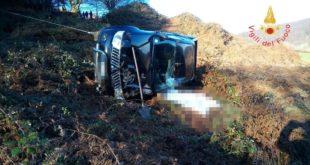 Incidenti stradali, due morti, nel vibonese e nel catanzarese