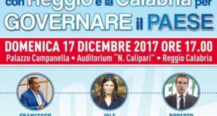 locandina Forza Italia