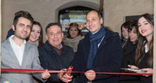 mostra Totò al Castello Aragonese