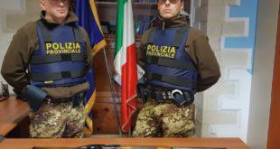 Lotta al bracconaggio, denunciato cacciatore di Reggio Calabria
