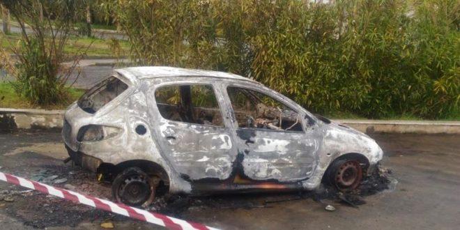 Cadavere carbonizzato ritrovato ad Arghillà: in auto corpo del proprietario