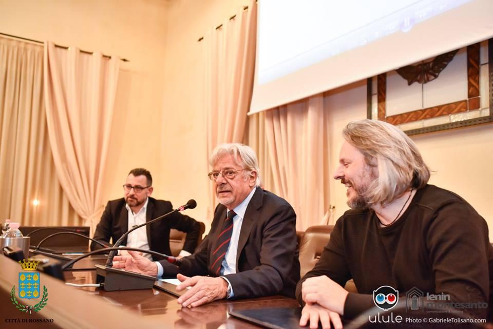 Rossano, la città in festa per Giancarlo Giannini – strill.it