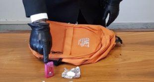 Occultava eroina nel centro d'accoglienza, arrestato 20enne