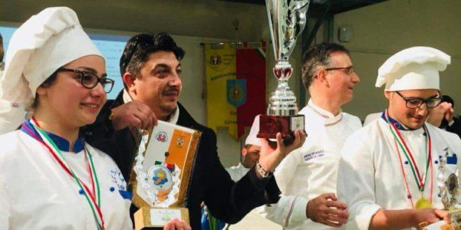 Ipssar Le Castella primo al concorso sulla cultura gastronomica mediterranea