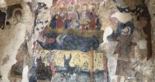 Cattolica di Stilo, riaffiora una data nella Dormitio Virginis
