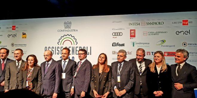 Confindustria a Verona, strategie concrete per Calabria